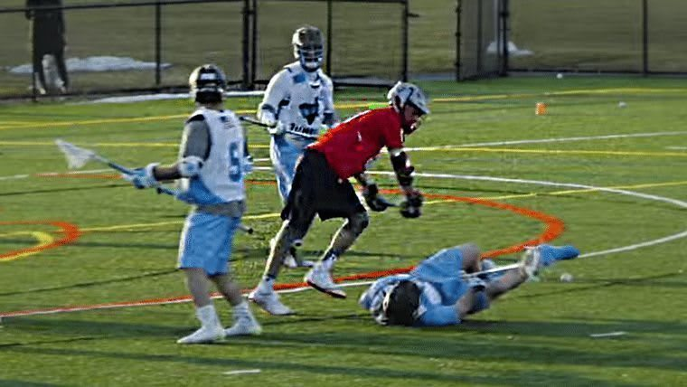 Tufts vs Boston Cannons 2016 NCAA DII NCAA DIII