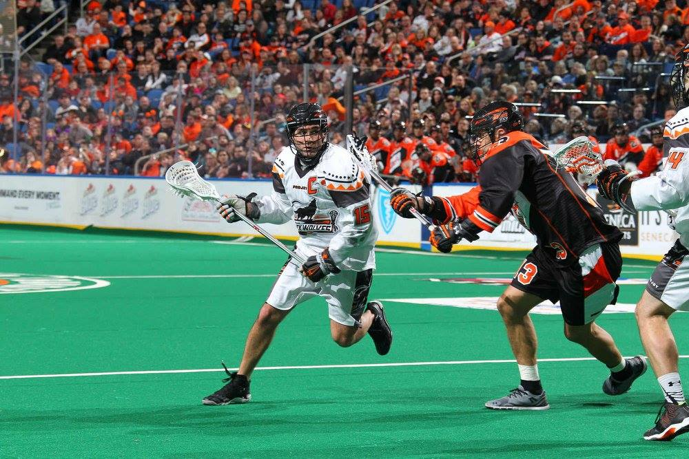 Shawn Evans New England Black Wolves