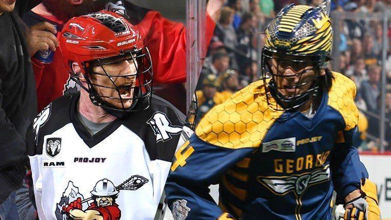 Georgia Swarm at Calgary Roughnecks - NLL Game of the Week
