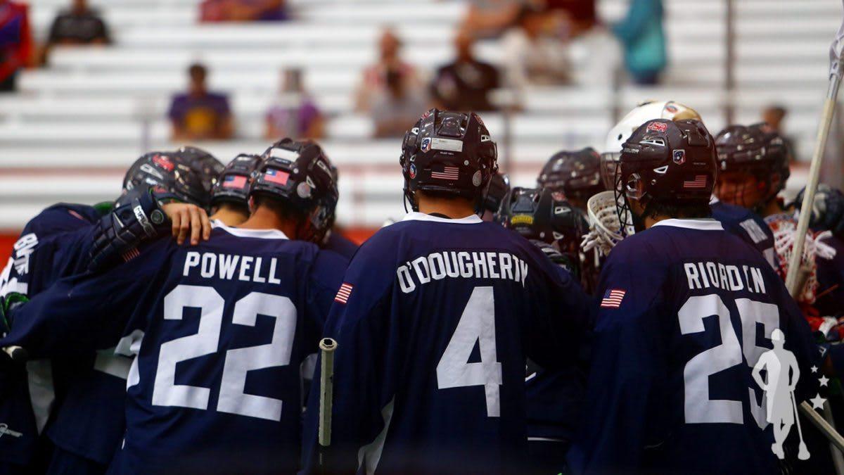 Team USA vs Israel WILC 2015 - US Men's Indoor Head Coach Now Hiring USA Vs Canada
