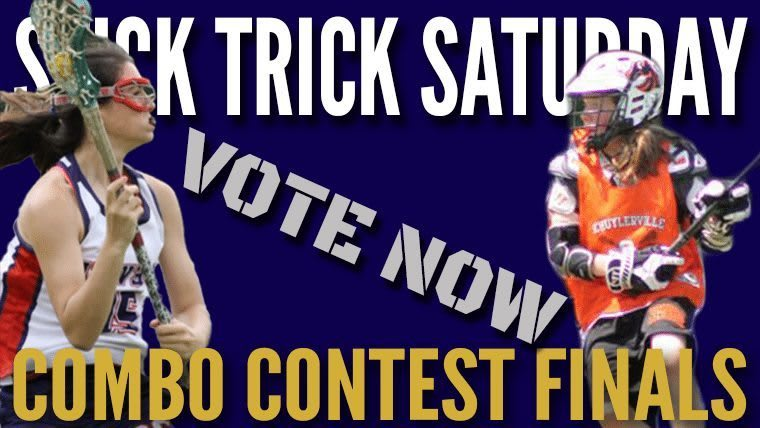 VOTE NOW 2015 Stick Trick Saturday Combo Contest Finals