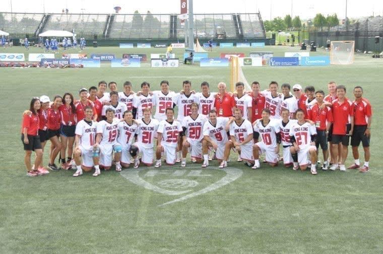 Hong Kong Lacrosse League History