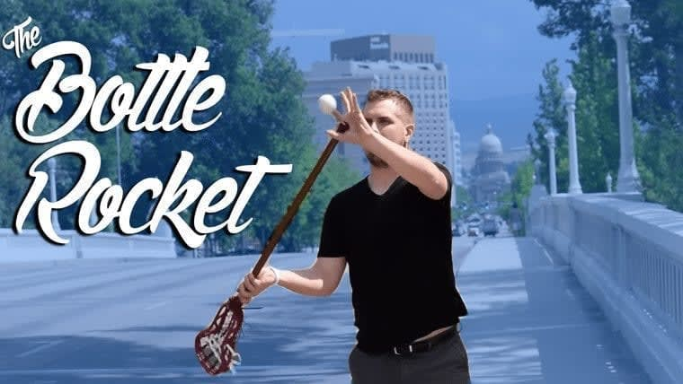 Stick Trick Saturday: The Bottle Rocket