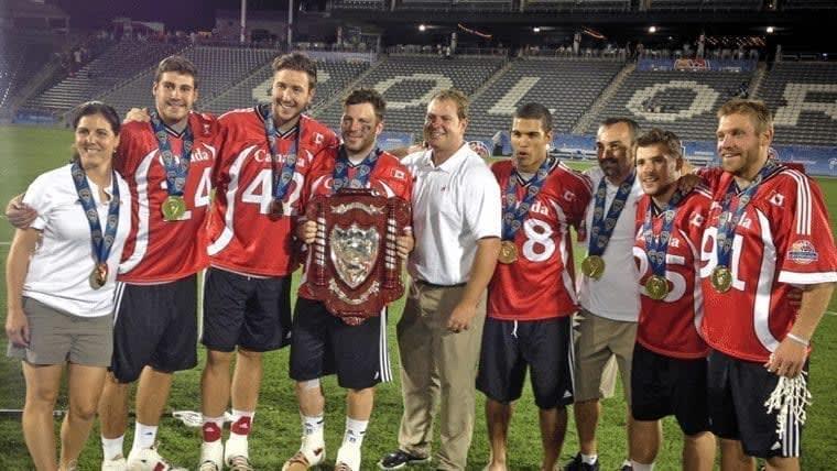 Canadian Lacrosse Denver grads