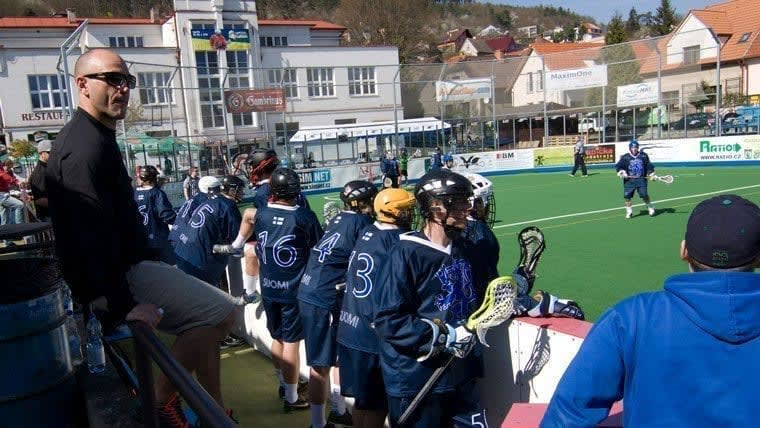 Finland Indoor Lacrosse roster
