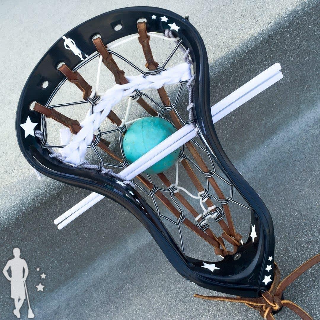 Graphite Lacrosse Dye
