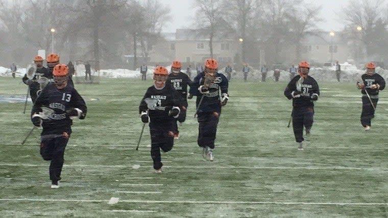 junior college snow lacrosse