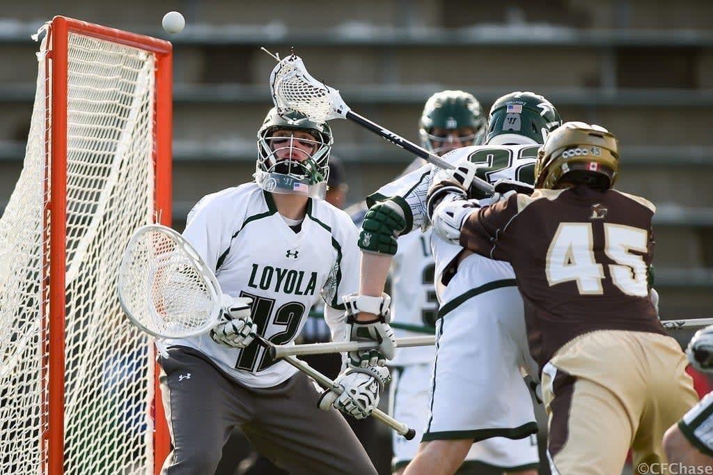 great games loyola lacrosse