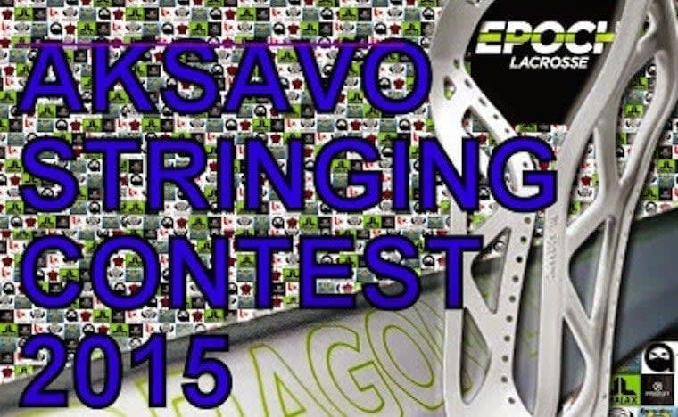 AK Savo Stringing
