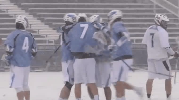 Johns Hopkins vs Villanova lacrosse highlights from Lax.com 2015