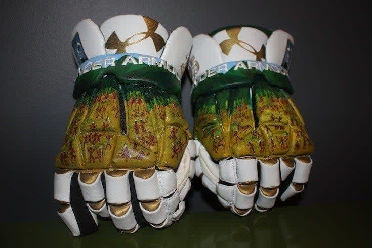 Best Custom Lacrosse Gloves