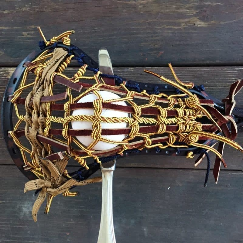 RP3 Lacrosse Head with Bootlace Pocket
