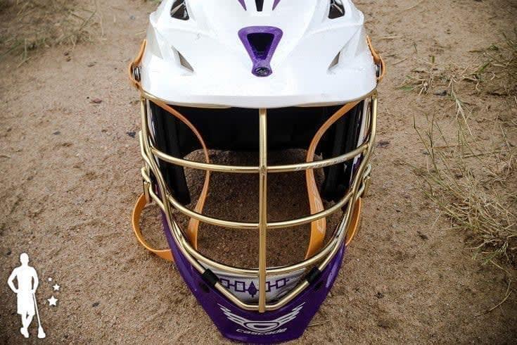 Cascade R Iroquois Lacrosse Helmet