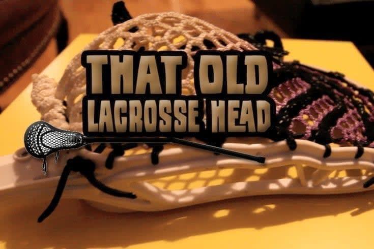 Rehab old lacrosse head