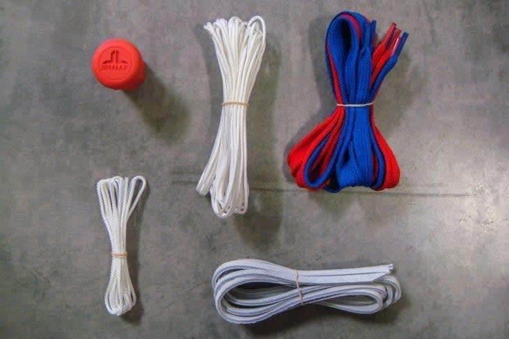 LaxAllStars Traditional Stringing Kit