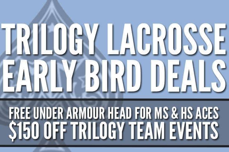 Trilogy Lacrosse Sale