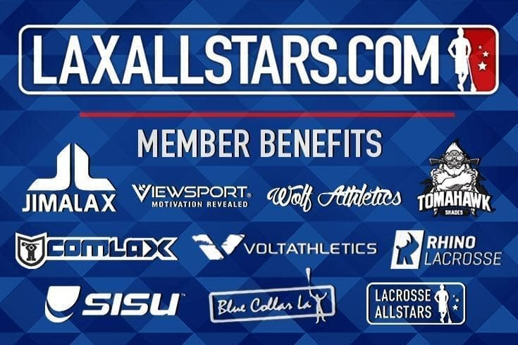 LaxAllStars.com Member Benefits