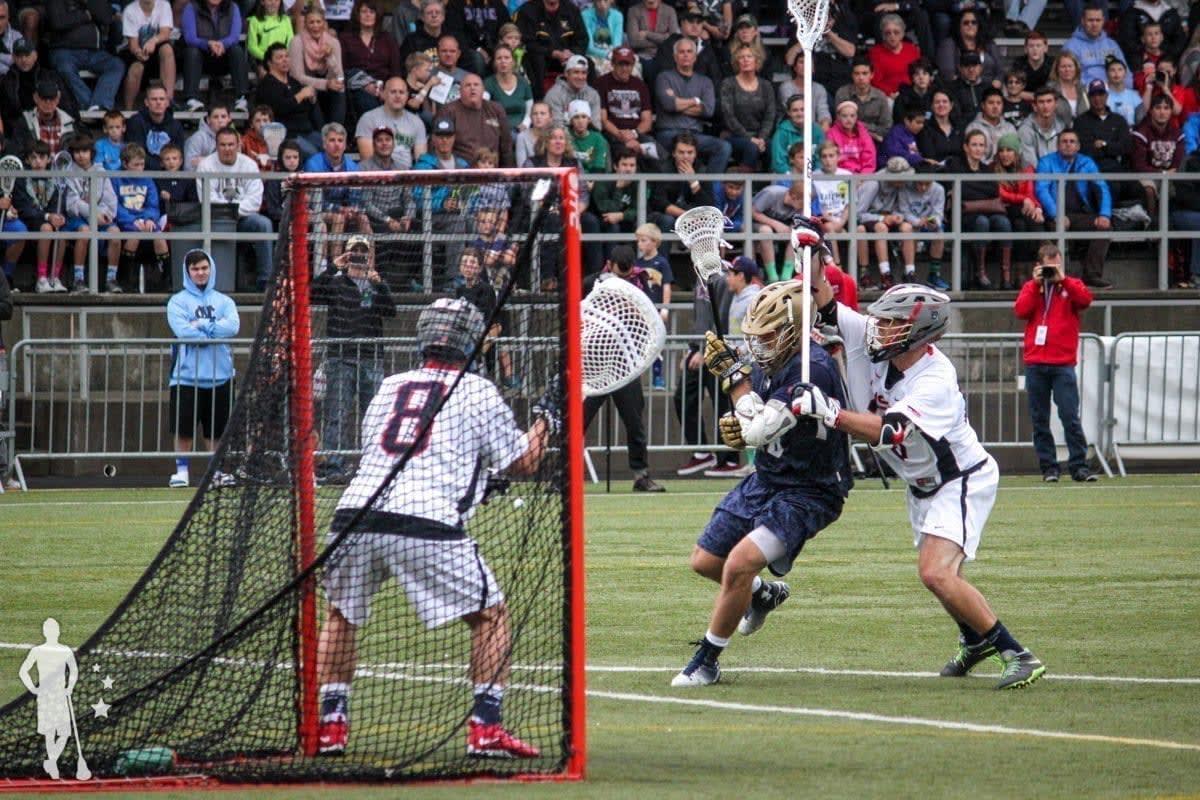 Seatown Classic US Men's National Lacrosse Team vs Notre Dame in Seattle, Washington 10.18.2015