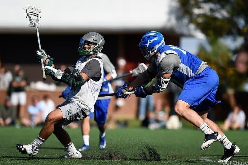 Air Force Loyola Lacrosse fall ball fashion