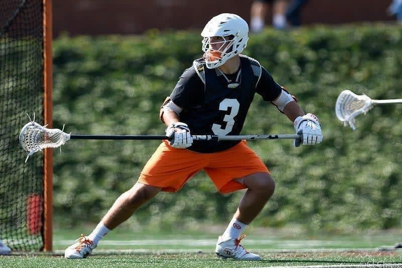Princeton Loyola Lacrosse fall ball fashion media poll shame