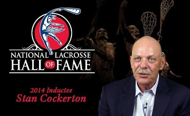 Stan Cockerton HOF