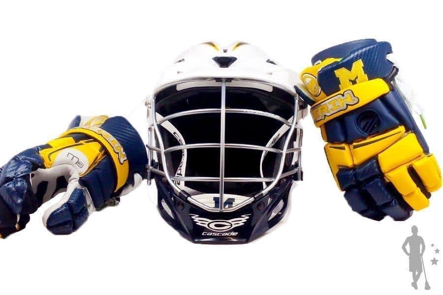 University of Michigan men's lacrosse gear