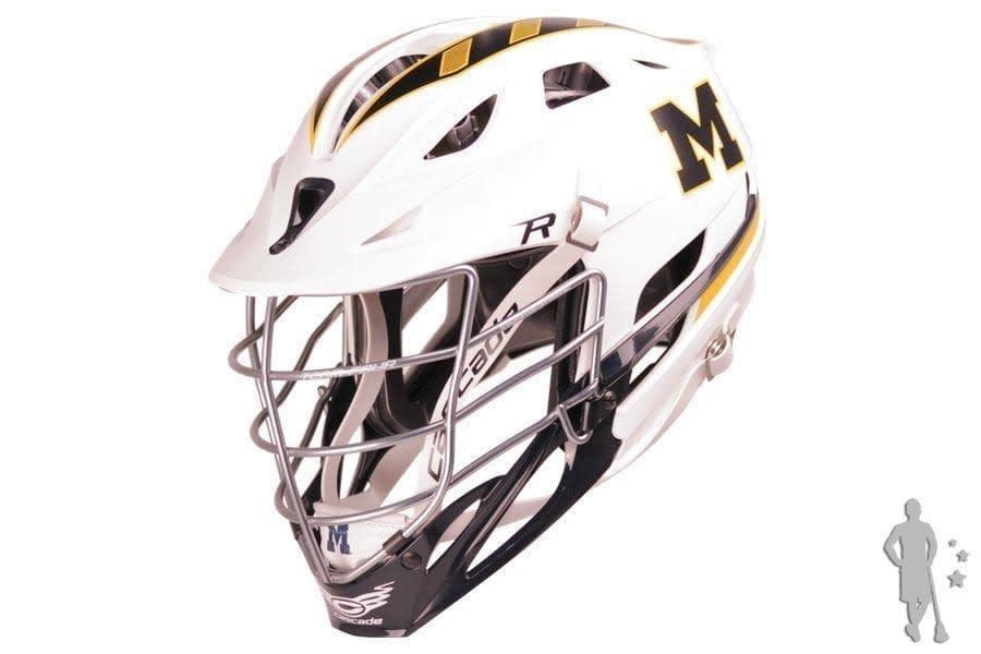 2015 Michigan Lacrosse Helmet