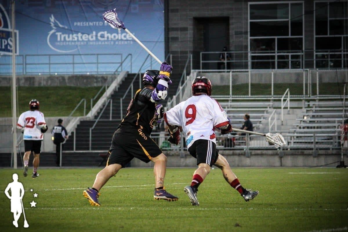 Iroquois v Canada 6.17 World Lacrosse Championship 2018