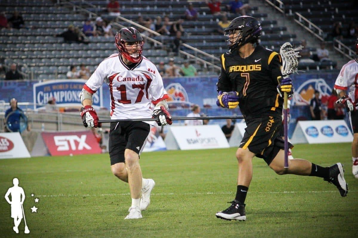 Iroquois v Canada 6.17 World Lacrosse Championship 2018 FIL Teams