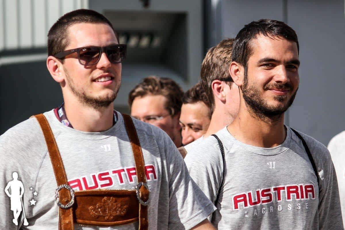 Austria - 2014 World Championships Opening Ceremony-21