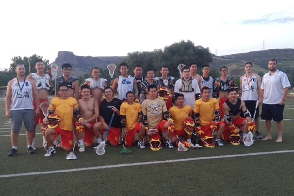 Chinese lacrosse national team