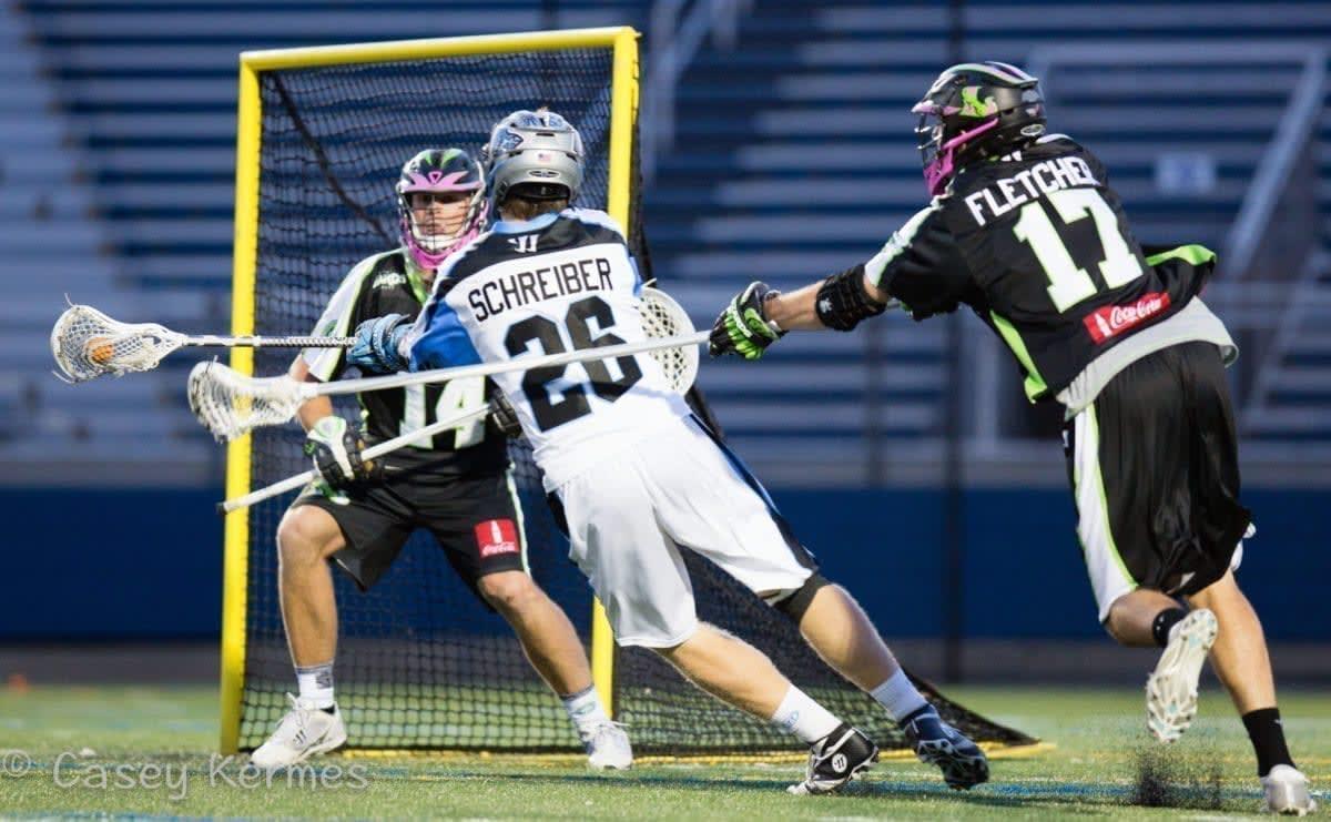 Lacrosse No. 1 picks