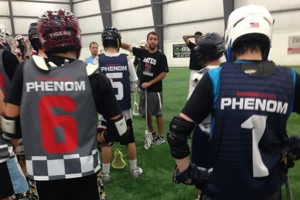Phenom lacrosse camp PA