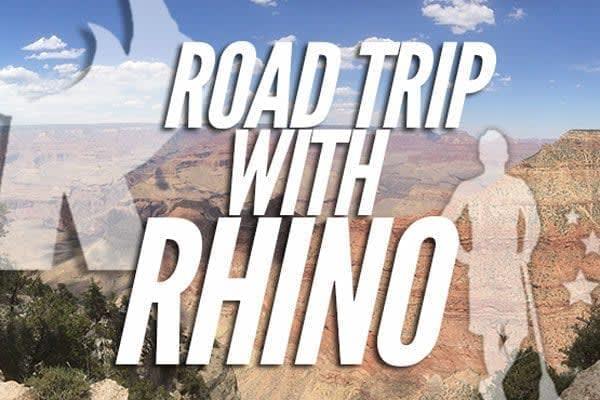 Road Trip with Rhino Flagstaff Arizona