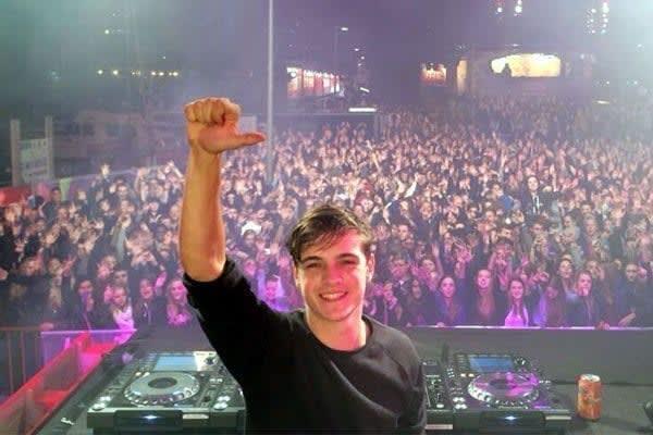 DJ Garrix Music Monday