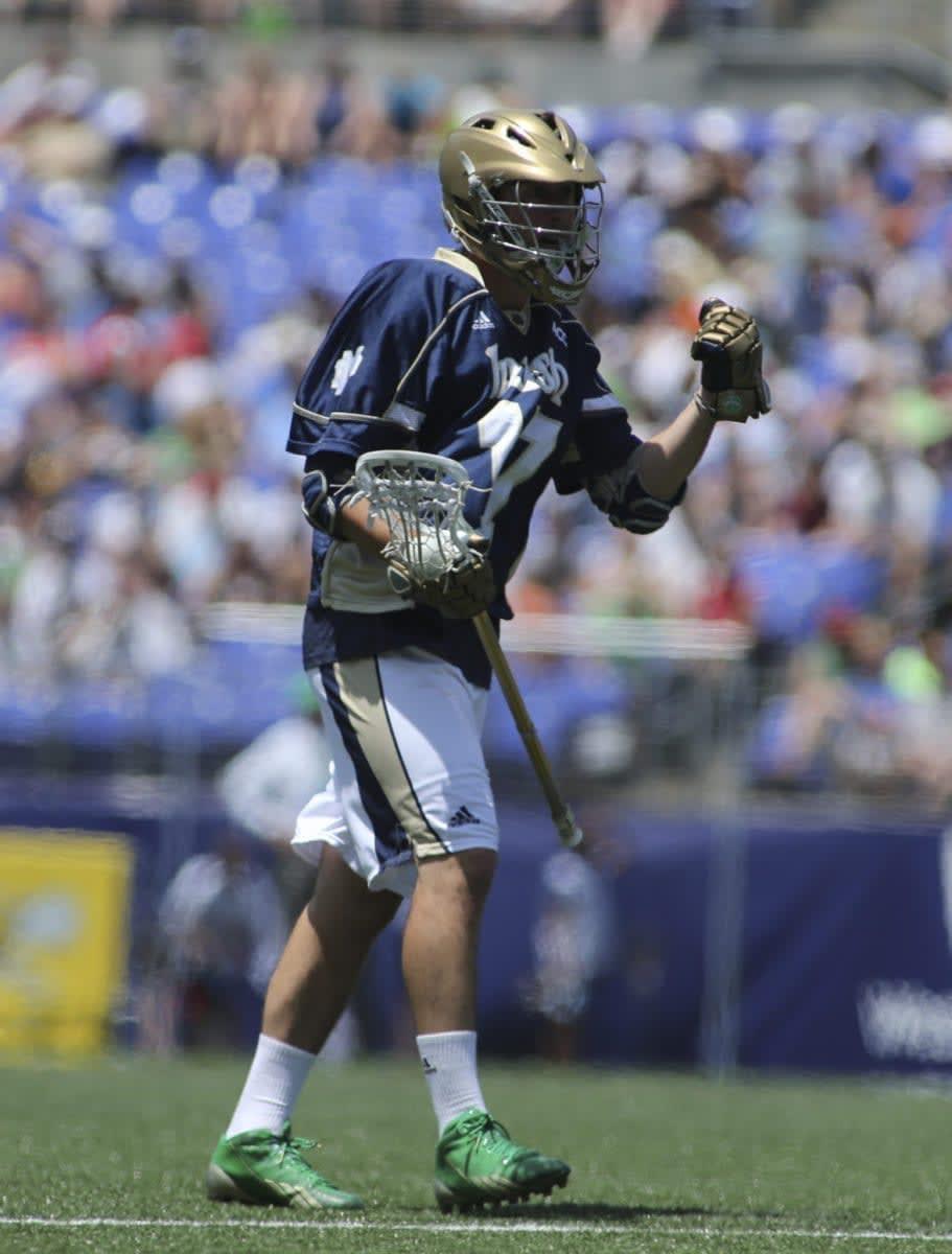 Duke vs Notre Dame 2014 NCAA Men's Lacrosse Finals