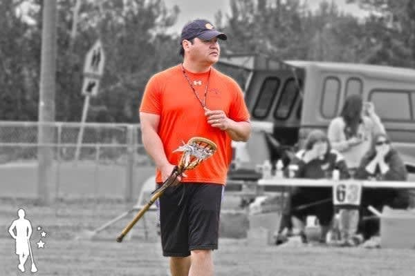 Cam Bomberry, Director of lacrosse for the Iroquois National Team Programs