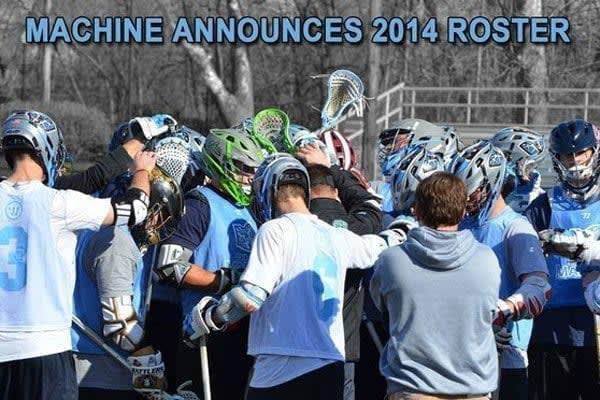 Ohio Machine roster announced