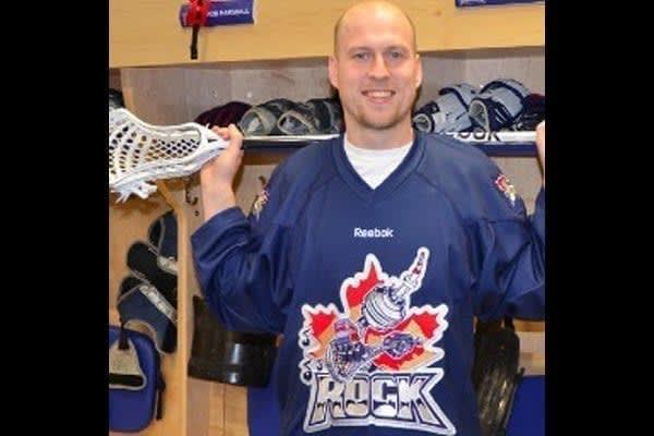 Garrett Billings of Toronto Rock NLL featured on CNN Humans to Hero