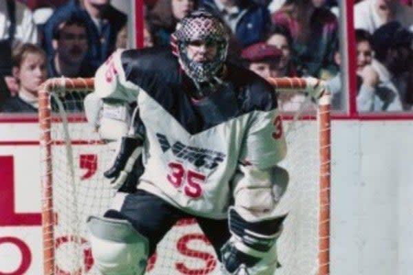 Dallas Eliuk NLL goalie Philadelphia Wings on The Price Is Right