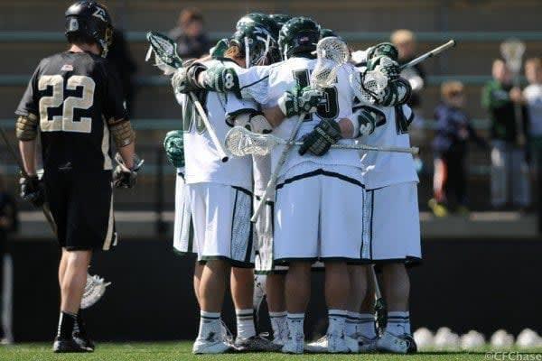 loyola lacrosse celebration photo credit: craig chase