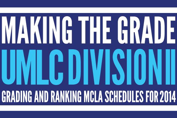 Making the Grade: UMLC DII