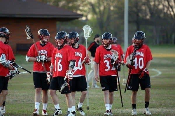Dawgs vs Alabama Georgia mcla lacrosse