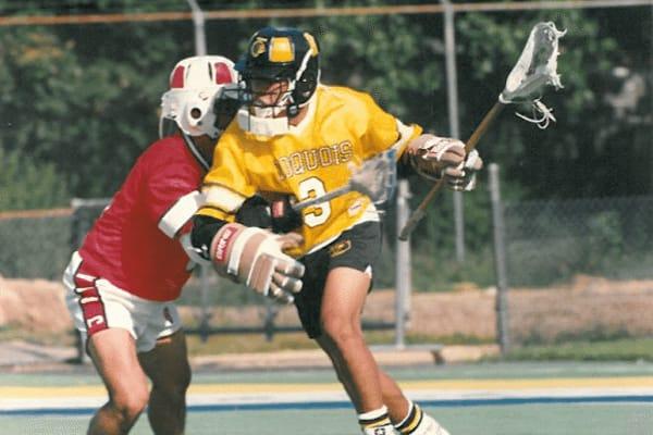 Neal Powless - Lacrosse Legend, Netherlands Coach