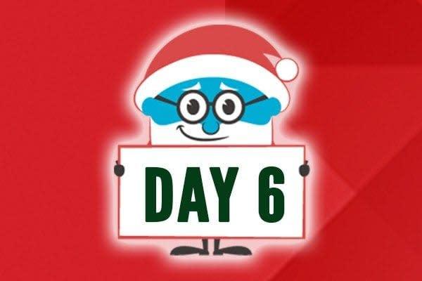 sixth day of laxmas