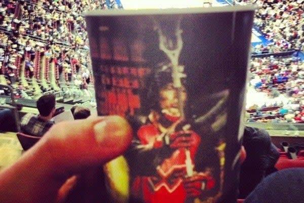Kevin Crowley, Philadelphia Wings, NLL, commemorative cup, NBA, Philadelphia 76ers