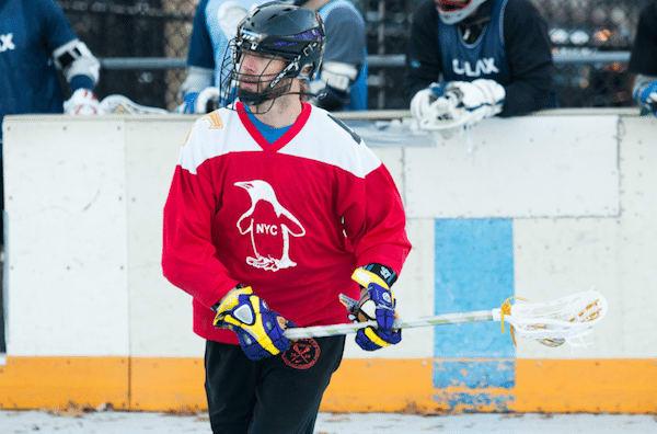 Connor wilson NYC box lacrosse
