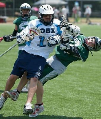 Concussions in Lacrosse