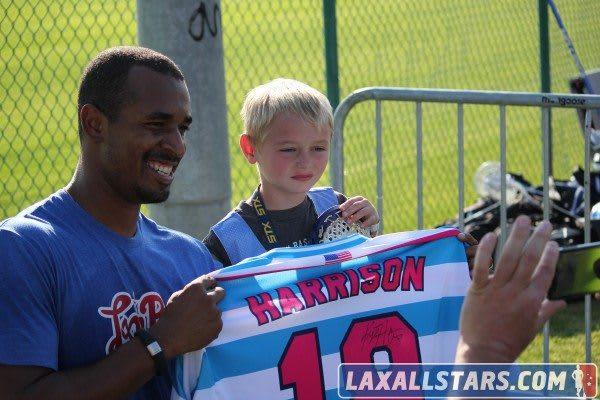 Kyle Harrison LXM PRO 801