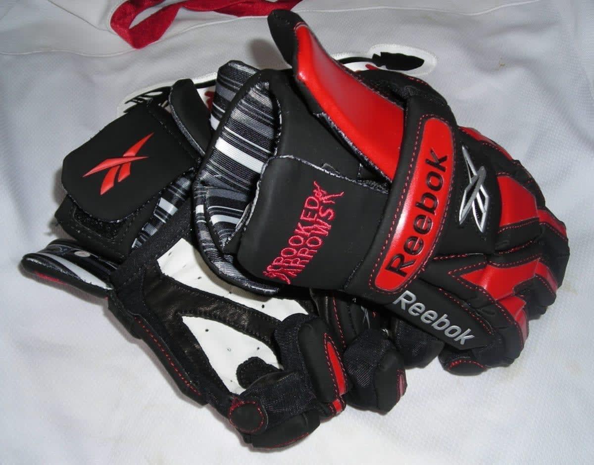 crooked arrows lacrosse gloves reebok
